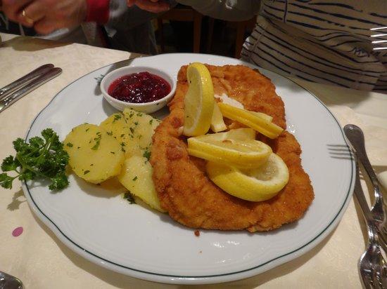 Gasthof Schnabl: lekkere keuken