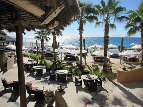 The Resort at Pedregal: A view from don manuel's from up above.