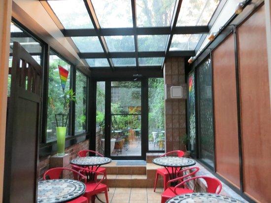 Chelsea Pines Inn: Copa