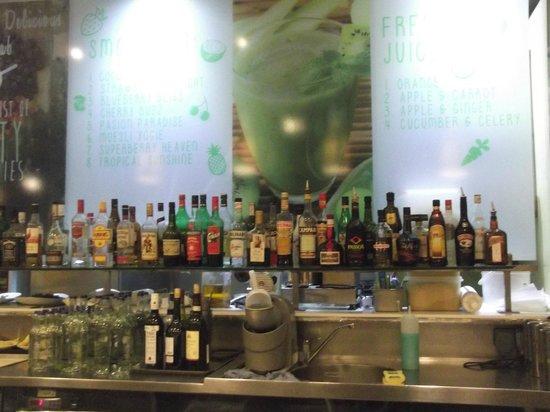 U Bistrot : bar