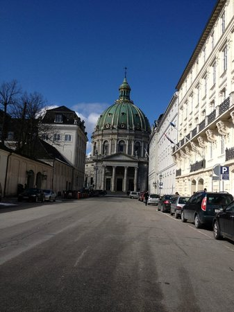 Frederiks Kirke (The Marble Church): Church
