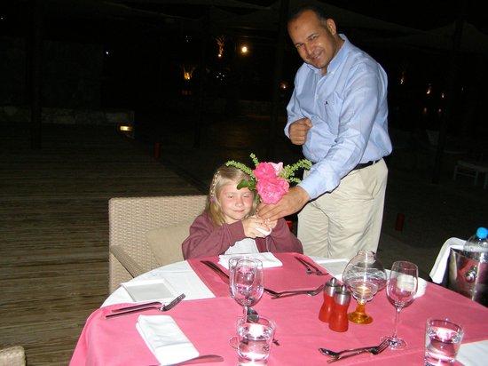 Le Meridien Dahab Resort: Birthday