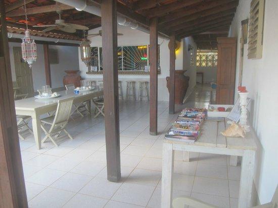 The Lodge Bed & Breakfast : Внутри отеля