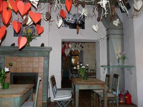 Weranda Caffe: Restaurant