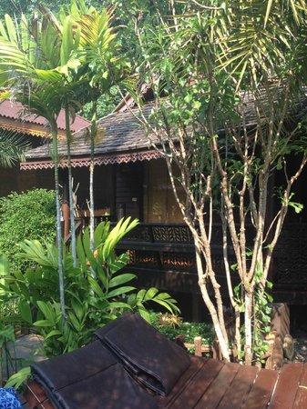 Baan Habeebee Resort: magnifique