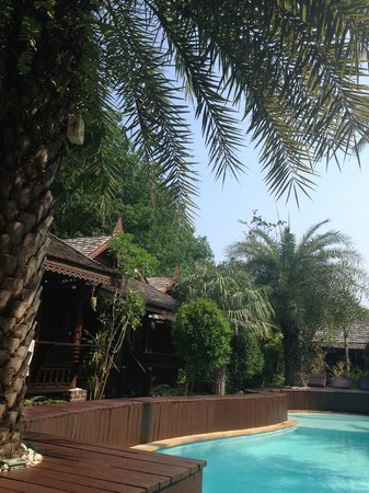 Baan Habeebee Resort: reposant