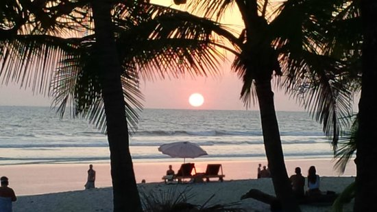Mal Pais Surf Camp & Resort: Santa Teresa Sunset