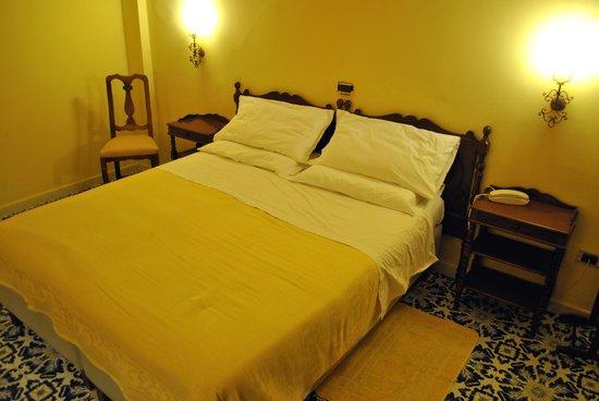 Grand Hotel Hermitage & Villa Romita: Our room.