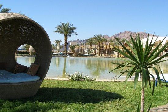 Le Meridien Dahab Resort : Pool
