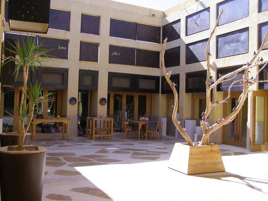 Le Meridien Dahab Resort : Barbara's workshop