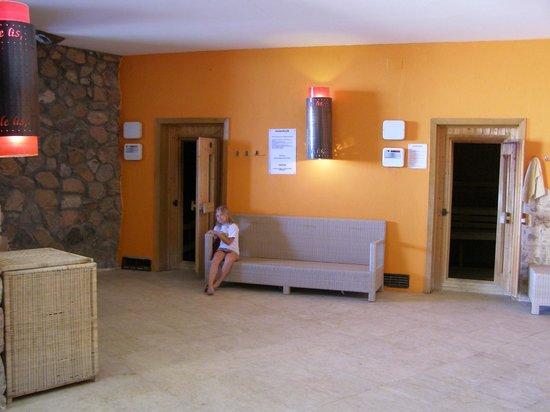 Le Meridien Dahab Resort : Saunas
