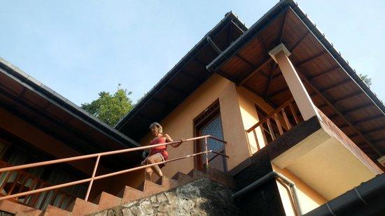 Sky Green Resort: Hotel