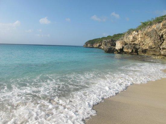 Kenepa Beach: Вот такой вот пляж