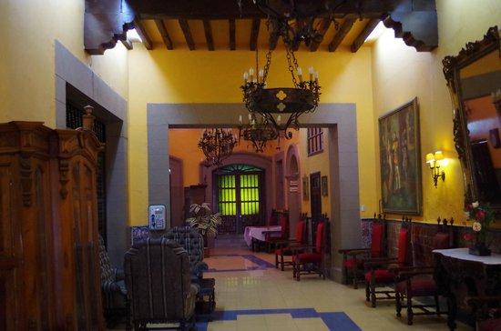 Posada Santa Fe: El restaurante