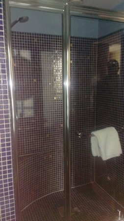 Radisson Blu Hotel, Leeds: Shower room