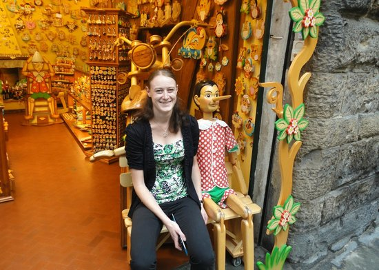 Italy Hotline Custom and Gourmet Tours: my Daughters' new Friend