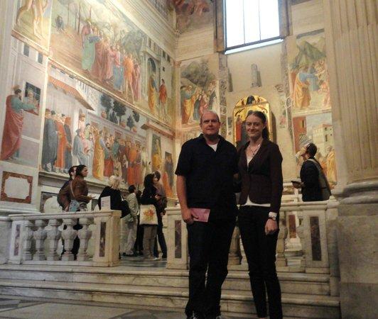 Italy Hotline Custom and Gourmet Tours: Brancacci chapel