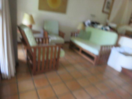 Hotel Capitan Suizo: Room