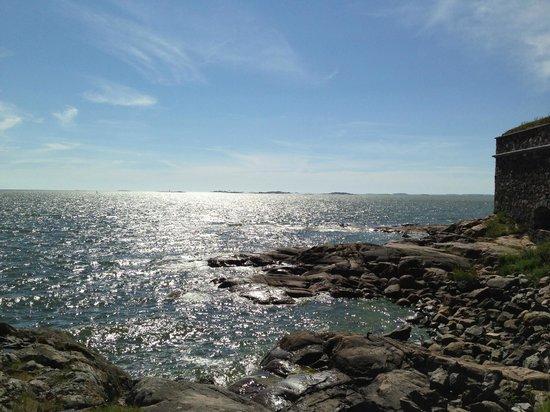 Fortaleza de Suomenlinna: Amazing view