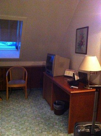 Landhotel Johanneshof: Single room