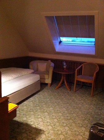 Landhotel Johanneshof: My room