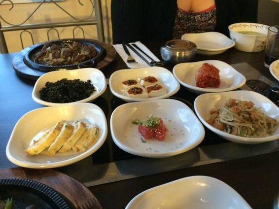 Bulgogi: K-Formal Dinner (Amazing tasting menu)