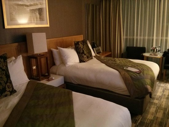 Crowne Plaza London The City: 2 Double Beds Deluxe