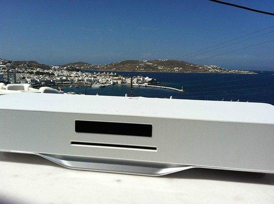 Marina View: Θέα από το δωμάτιο