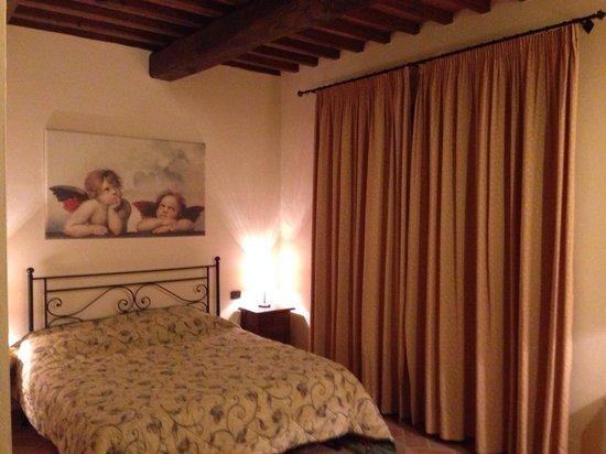 Agriturismo La Piazzetta: Camera il cedro