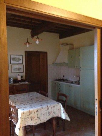 Cucina il cedro - Foto di Agriturismo La Piazzetta, San Gimignano ...