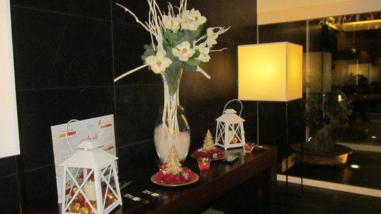 Hotel Pineta : Ingresso hotel