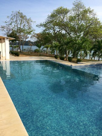 Hotel Bocas del Mar: Main swimming pool