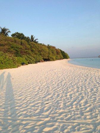 Royal Island Resort & Spa: Gyönyörü beach
