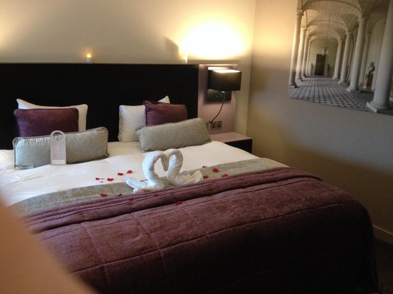 Guildford Harbour Hotel: Great first impression