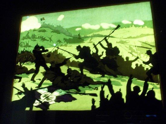 Musee Historique Lorrain : Musée Lorrain, expo Grande Guerre