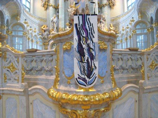 Frauenkirche: Highly decorative