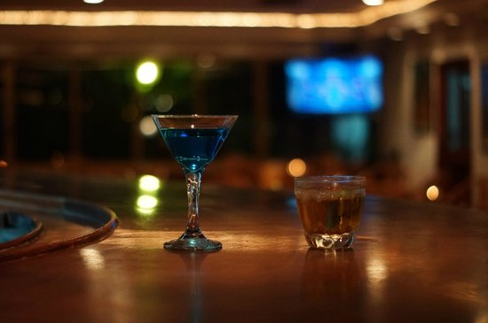 The Inn at Mazatlan: Bar