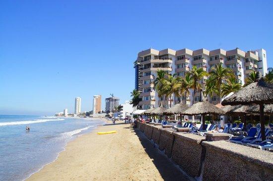 The Inn at Mazatlan: PLAYA