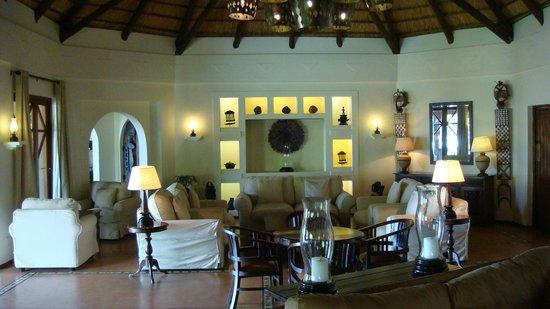 Sanctuary Chobe Chilwero: Lounge