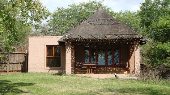 Sanctuary Chobe Chilwero: Zimmer