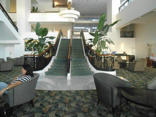PULLMAN Miami Airport hotel: lobby