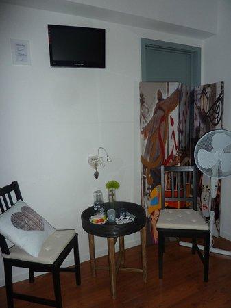 Inn Bairro Alto Bed & Breakfast: Chambre