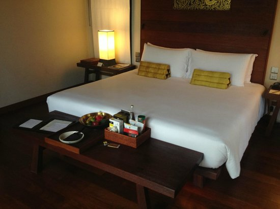 Paresa Resort Phuket : Bedroom very comfortable