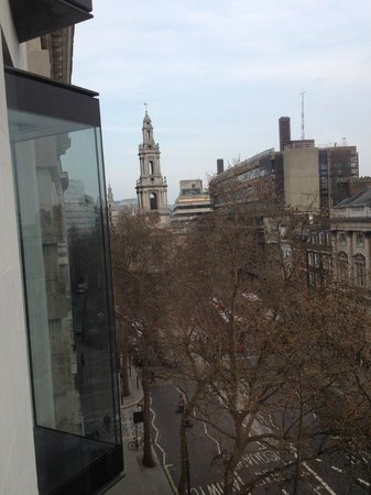 ME London: View towards adjacent room