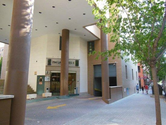 NH Valencia Las Ciencias : Hotel