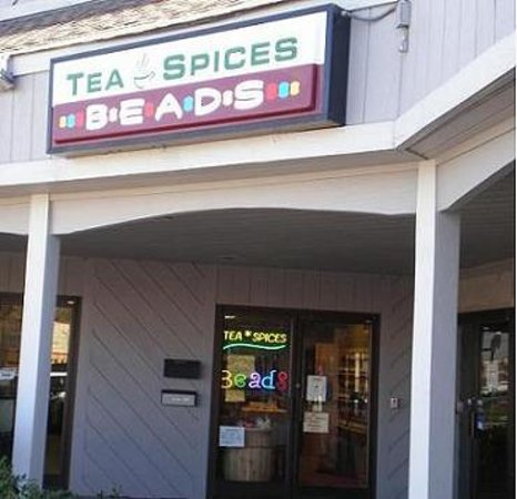 Stardust Designs Bead Shop: Front of Building