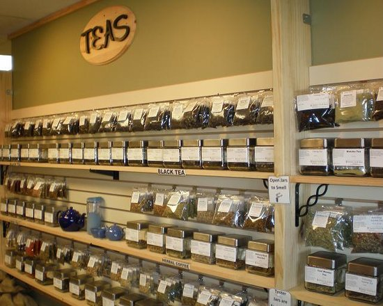Stardust Designs Bead Shop: tea
