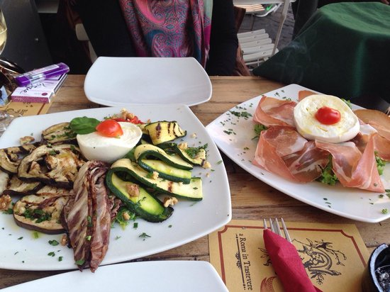 Grazia & Graziella : Food :)