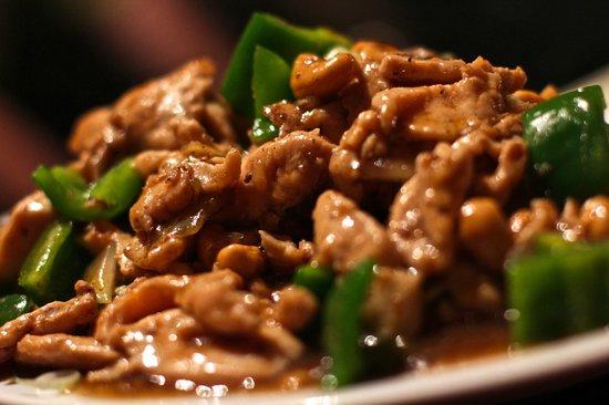 Foo King Wok: Cashew