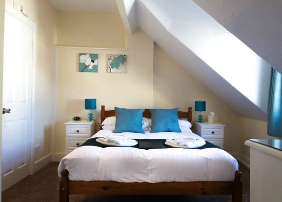 Hafan-y-Mor Guesthouse: Family room for 2 adults 2 children